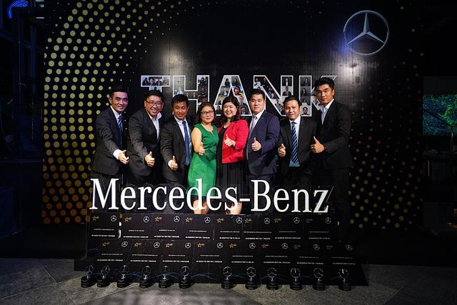 mercedes-benz haxaco dẫn đầu các hạng mục giải thưởng star awards của mercedes-benz việt nam năm 2018